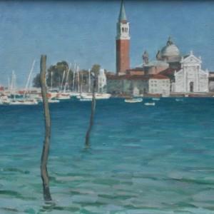 11 Боровик Лагуна. Венеция