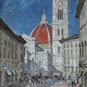 12 Боровик собор санта мария дель фьоре
