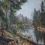 8 Гайдар Лесная река