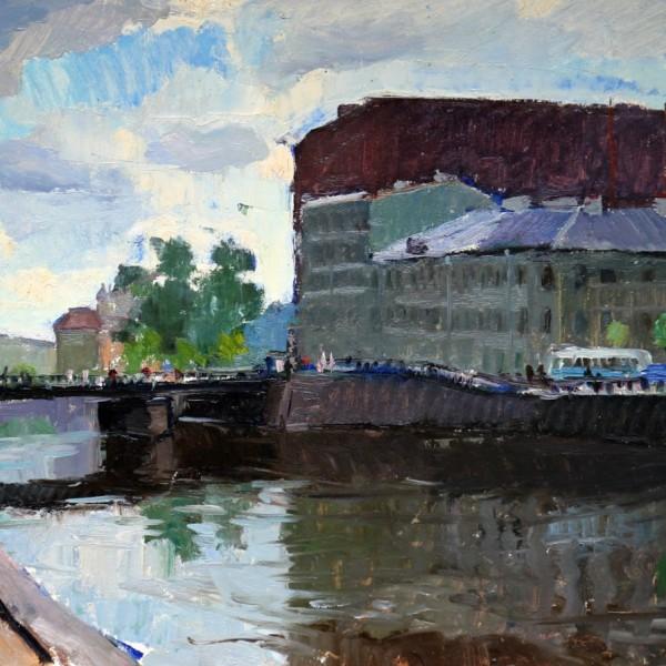 12 Коровин Этюд 1960