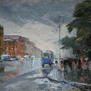 2 Коровин Невский проспект1960-е