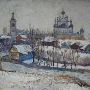 9 Коровин Русский мотив 1970