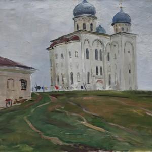 4 Пушнин Новгород Юрьев Монастырь