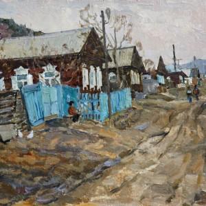 3 Смирнов Улочка на Байкале