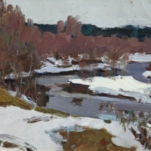 7 Смирнов Река Оредеж