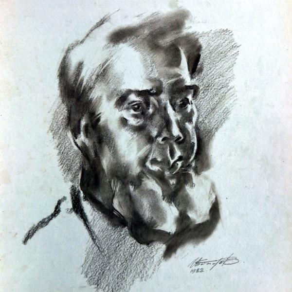 15 Чеботарь Портрет старика
