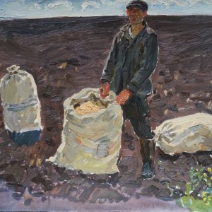 Константин Молтенинов Хороший урожай