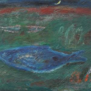 Виталий Тюленев Ганьковские озера 1995